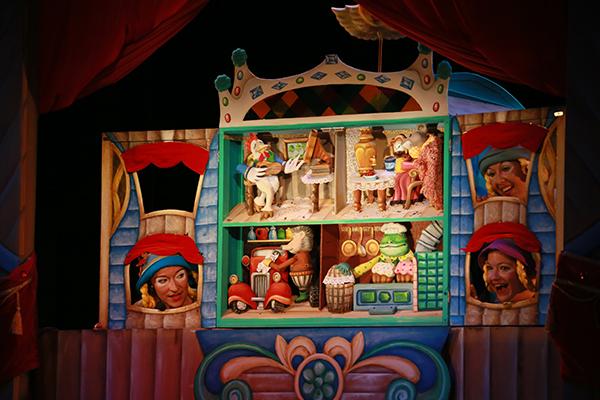 Афиша театра кукол в калининграде на октябрь сколько стоит билет на шоу игра баскова