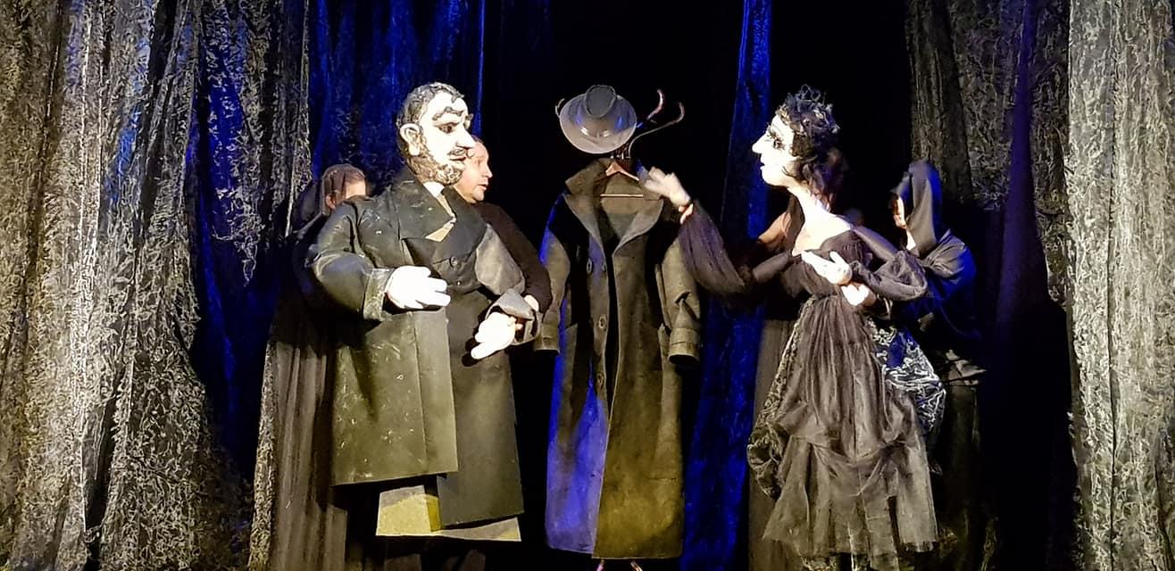 Афиша театра кукол в калининграде на октябрь заказ билетов москва театры