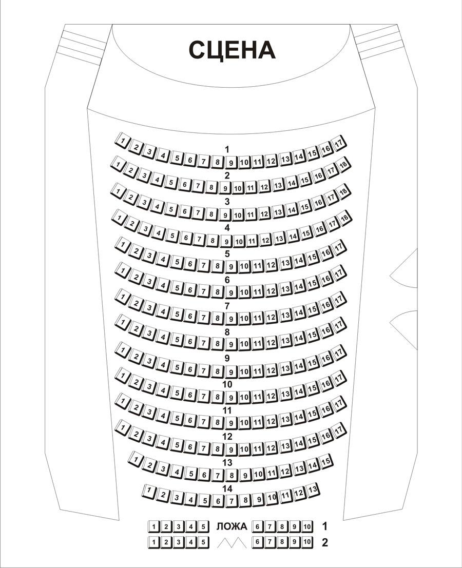 купить билеты в большой кукольный театр